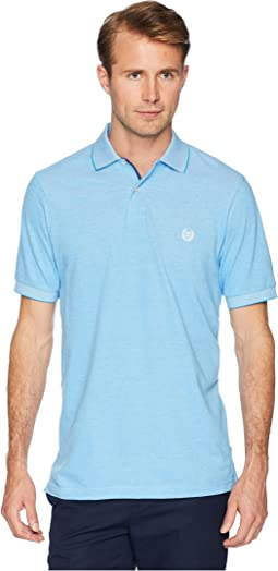 Short Sleeve Birdseye Polo