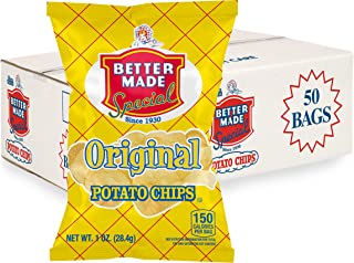 Better Made Special Original Potato Chips -50/1oz