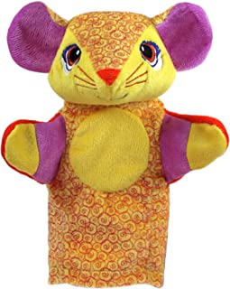 The Puppet Company My Second Puppets Mouse Hand Puppet Suitable From Birth