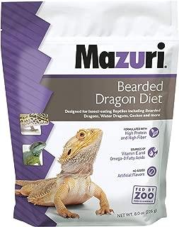 Best mazuri bearded dragon diet Reviews