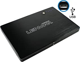 Lenmar PowerPort Laptop - Portable Battery and Charger for Notebook Computers (PPU916)