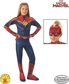 Rubie's Marvel: Captain Marvel Child's Deluxe Light-Up Costume