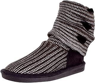 BEARPAW Women's Knitallic Snow Boot