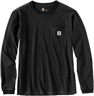 Women's K126 Workwear Pocket Long Sleeve T-Shirt (Regular and Plus Sizes)