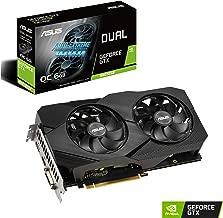 Asus GeForce GTX 1660 Super Overclocked 6GB Dual-Fan Evo Edition VR Ready HDMI..
