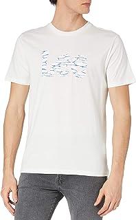 Lee Wobbly Logo tee Camiseta para Hombre