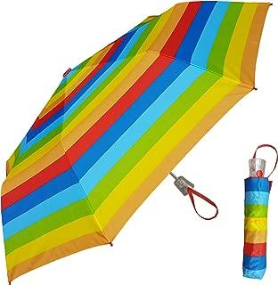 Juniper's Secret Rainbow Umbrella Auto Tie-Dye 44