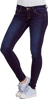 Sponsored Ad - AMERICANINO Women's Mid-Rise Skinny Fit Jean