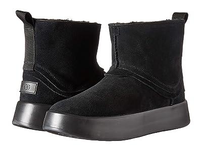 UGG Classic Boom Boot (Black) Women