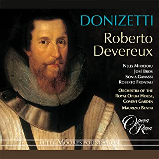 "Roberto Devereux, Act 3: ""Quel sangue versato al cielo sinnalza"" (Elisabetta, the Others) [Live]"