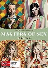 Masters of Sex: Season 4   3 Discs   NON-USA Format   PAL   Region 4 Import - Australia