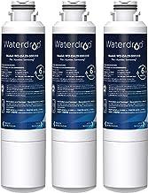 Waterdrop Plus DA29-00020B Refrigerator Water Filter, Compatible with Samsung DA29-00020B, DA29-00020A, HAF-CIN/EXP, 46-9101, NSF42 Certified, Pack of 3