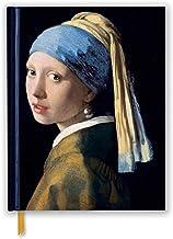 Johannes Vermeer: Girl With a Pearl Earring (Blank Sketch Bo (Luxury Sketch Books)