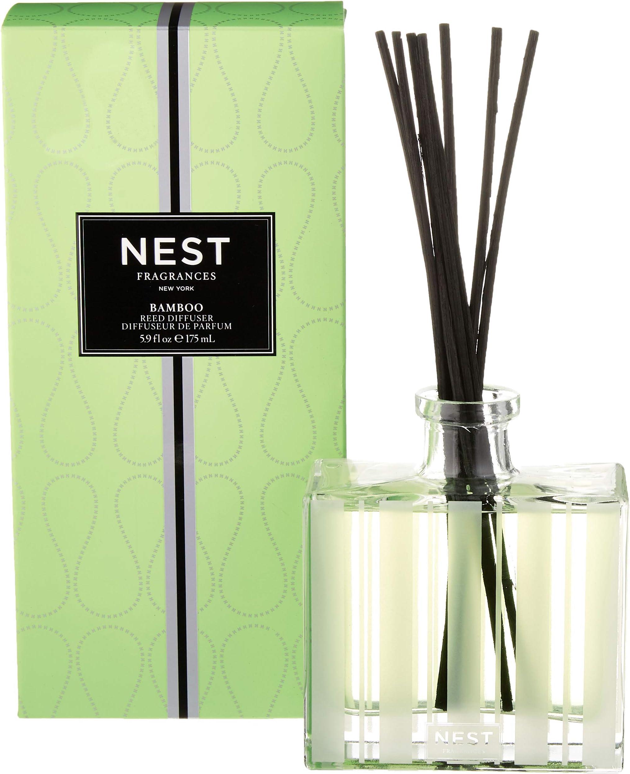 NEST Fragrances Reed Diffuser- Bamboo , 5.9 fl oz