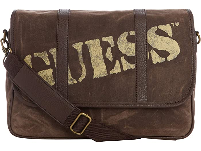 GUESS Outback Flap Messenger