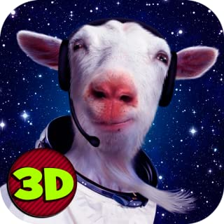Mad Space Goat Simulator 3D