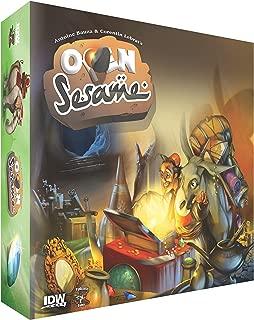 Open Sesame Board Game