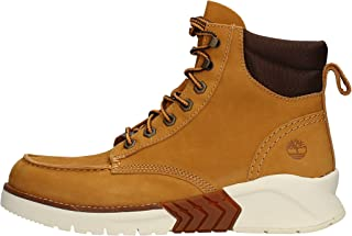 Timberland MOC Toe Bottes pour Homme Jaune TB0A27WC763