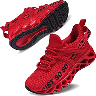 Boys Girls Sneakers Kids Running Sports Athletic Non-Slip...