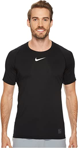 9d36ad8ce29bd Nike Pro Fitted Sleeveless Training Top at Zappos.com
