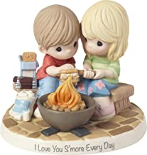 Precious Moments Love You Smore Every Day Bisque Porcelain 183002 Figurine One Size Multi