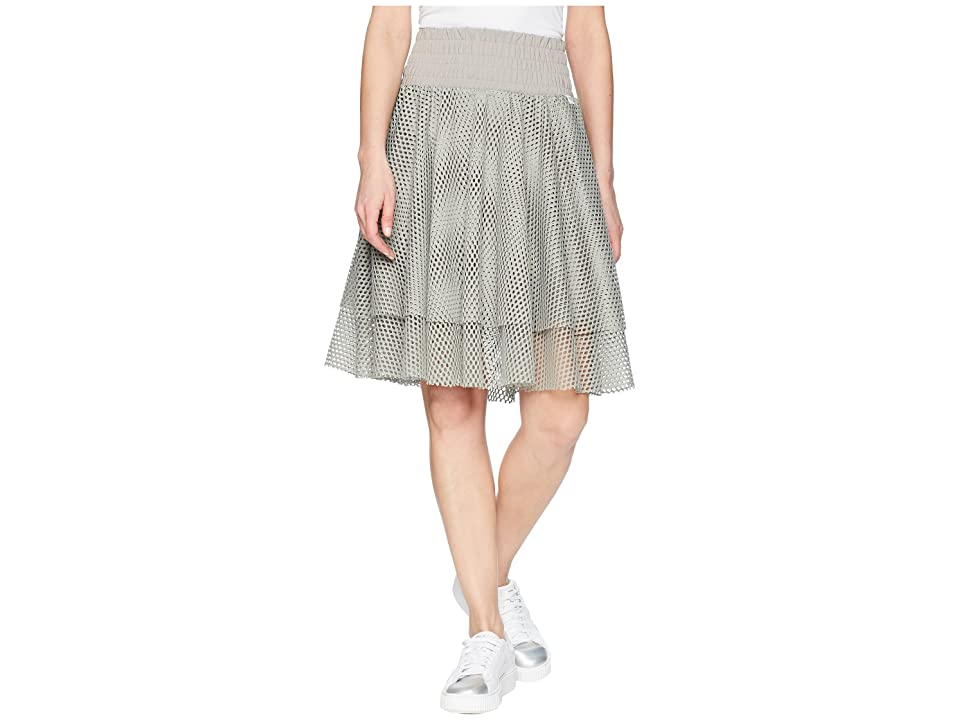 PUMA En Pointe Skirt (Rock Ridge) Women