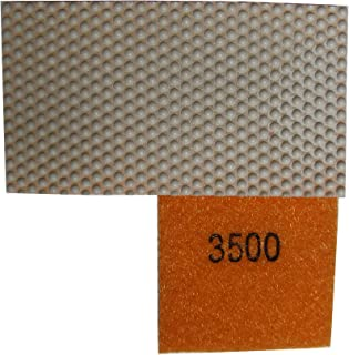 Rigid Zered PP4-BUH-T 4 in Hard Cloth Tie Polishing Pad Backup