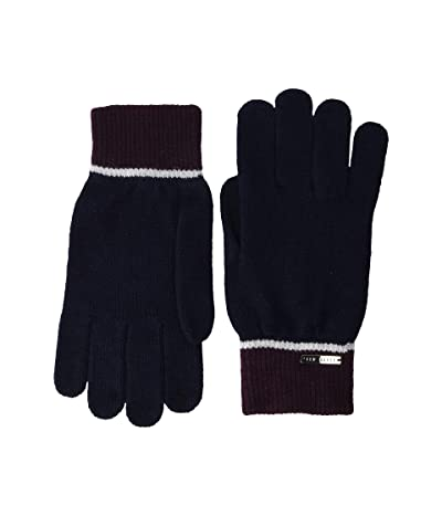 Ted Baker Wooglo (Navy) Snowboard Gloves