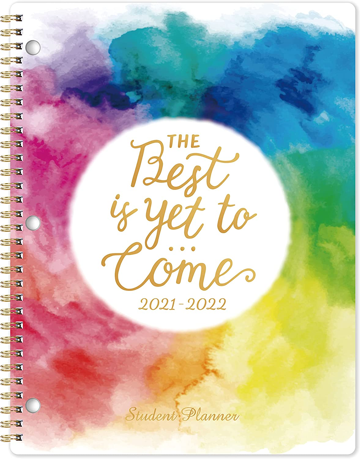 Max 58% OFF 2021-2022 Student Planner - Weekly Monthly and Award Academic