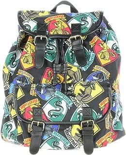 School Crests allover print Knapsack Backpack Bookbag New
