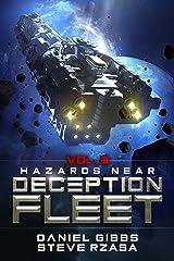 Hazards Near (Deception Fleet Book 3) Kindle Edition