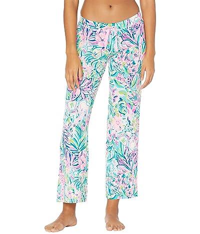 Lilly Pulitzer PJ Knit Pants (Multi Lillys Favorite Things) Women