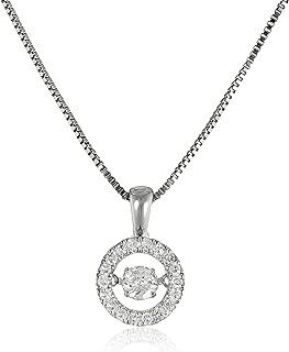 1 2 carat diamond pendant necklace