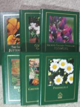 Set of Six National Home Gardening Club Books: Gardening Essentials/Better Gardens, Less Work/The Gardener's Bird Book/Perrenials/Container Gardens/Solving Garden Problems Flowers