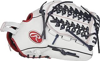 Rawlings Liberty Advanced Finger Shift 12.5 Inch RLA125FS-15WNS Fastpitch Softball Glove