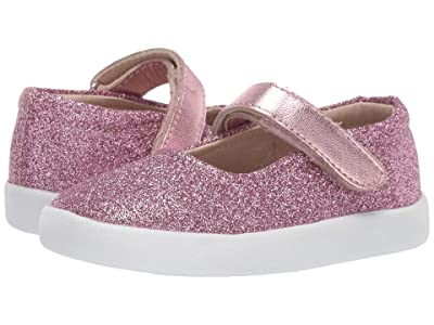 Old Soles Missy Shoe (Toddler/Little Kid) (Glam Pink) Girl