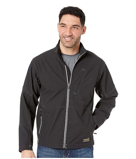 a6ce0370a2da Ariat Rebar Stretch Canvas SoftShell Jacket at Zappos.com