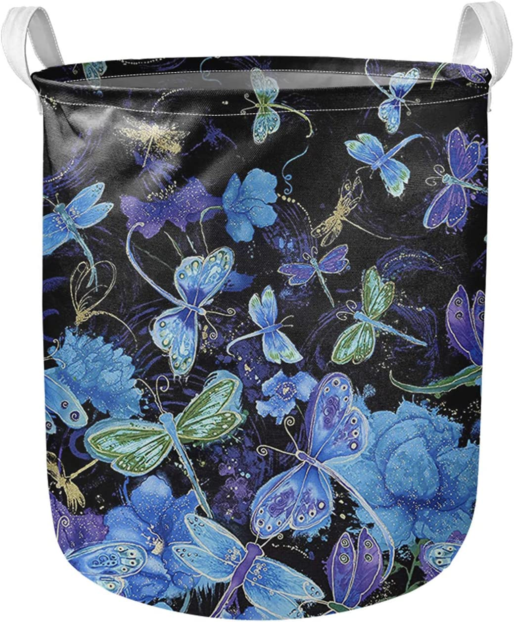 Frestree Large Laundry Basket Linen Over item handling Stora Max 46% OFF Waterproof Collapsible