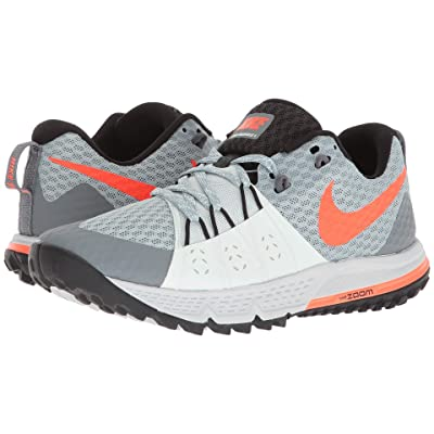 Nike Air Zoom Wildhorse 4 (Light Pumice/Total Crimson/Barely Grey) Women