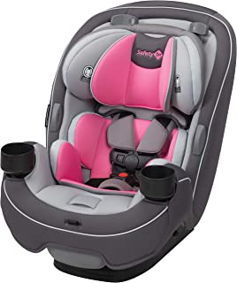 Safety 1?? Grow and Go 3-in-1 Convertible Car Seat, Carbon Rose