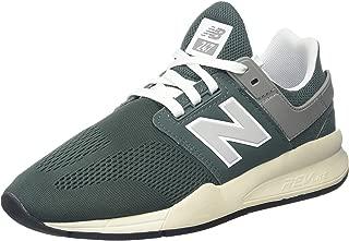 New Balance Womens 247 Faded Rosin Green/Marblehead Sport Trainers