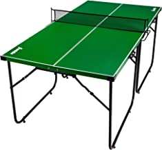 Franklin Sports Mid Size Table Tennis Table – Ideal for Smaller Spaces –..