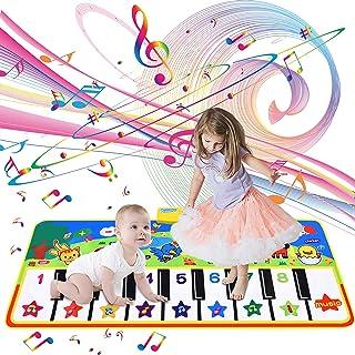 Tyhbelle Kids Musical Mat, 53'' x 23&#39