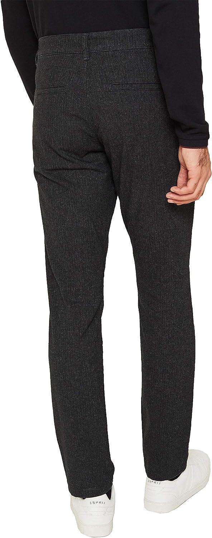Esprit Pantalon Homme Gris (Anthracite 010)