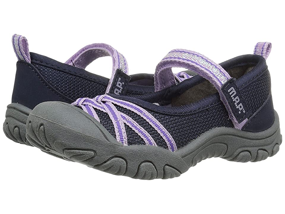 M.A.P. Lillith4 (Toddler) (Navy/Lilac) Girl