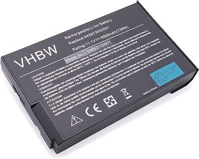 vhbw Akku passend f r MagicBook Hurricane 14 15 Medion MD2629 MD2795 PMD2629 Laptop Notebook Li-Ion 6600mAh 11 1V 73 26Wh Silber Schätzpreis : 42,28 €
