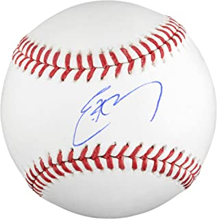 eric hosmer autographed ball