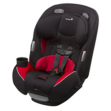 Safety 1st Continuum 3-in-1 Car Seat, Chili Pepper: image