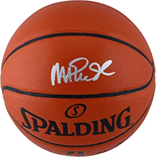 Magic Johnson Los Angeles Lakers Autographed Spalding Indoor Outdoor Basketball with Silver Ink - Fanatics Authentic Certified