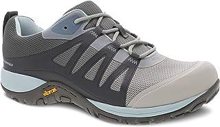 Dansko Women's Phylicia Grey Waterproof Sneaker 7.5-8 M US